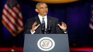 Naturalized Citizenship Ceremony Speech by Barack Obama