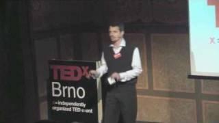 TEDxBrno - Petr Maňas - Je snadné zvyšovat výkon, obtížnější je chápat smysl