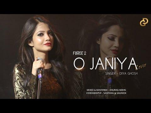 O JANIYA | Force 2 | Cover - Diya Ghosh | John Abraham, Sonakshi Sinha | Neha Kakkar | T-Series