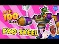 Monster Legends Exo Skeel Level 1 To 100 Combat Review mp3