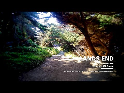 Full-Length Hike: Lands End (San Francisco), by The Outbound Mind