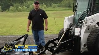 Using Tractor Implements on a Skid Steer | Skid Steer Solutions