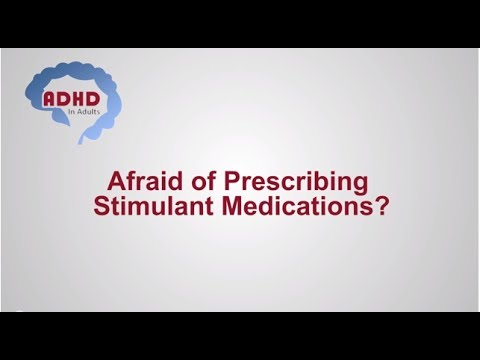 ADHD CME: Prescribing Adult ADHD Stimulant Medications for Physicians , ADHD in Adults