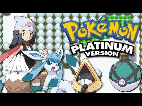 Pok mon platinum part 36 evolving eevee shadow the - Pokemon platine evolution ...