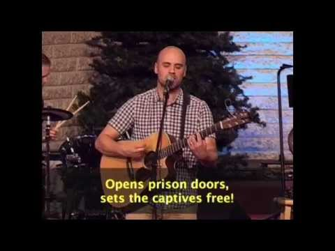 """""""River Of Life"""" [With Lyrics] By Fraser Campbell"""