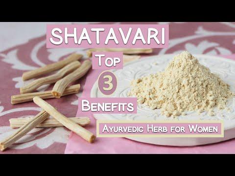 Shatavari, #1 Ayurvedic Herb for Women | Top 3 Benefits
