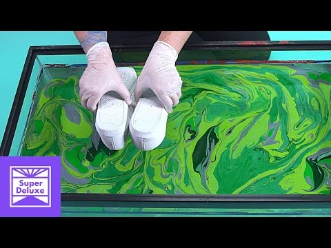 Paint Dipping | Nice Content | Tatered