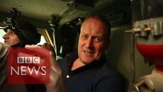 Under fire in Iraq