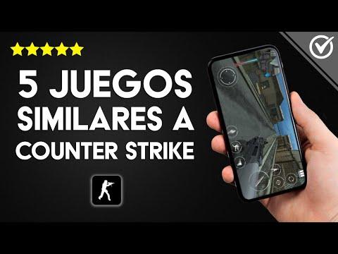 Las 5 Mejores Alternativas a Counter Strike para Android