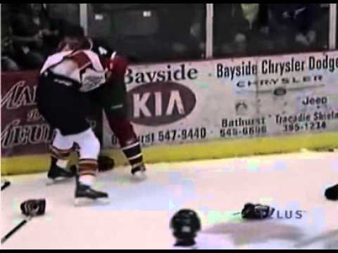 Steve Gillard vs Vincent Arseneau Sep 17, 2010