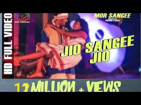 JIO SANGEE JIO (Full Video Song) | MOR SANGEE | Singer: D.R. Lakra, Elizabeth Markey