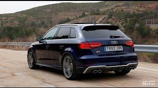 Prueba Audi S3 - ActualidadMotor