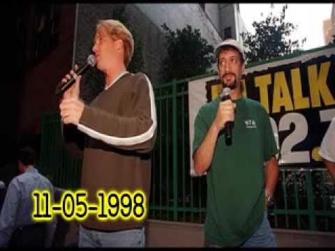 Eddie Trunk Sells Out Carol Miller (11-05-1998)