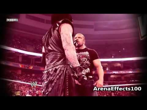 Wrestlemania 28 (End Of An Era) Theme Song - The Memory Remains by Metallica (Arena Effects)
