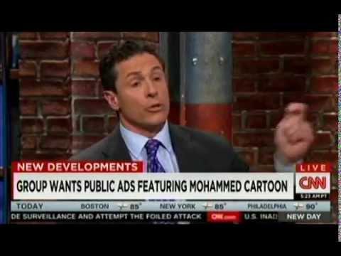 "Pamela Geller Debates Chris Cuomo on CNN: ""Snap out of it"""