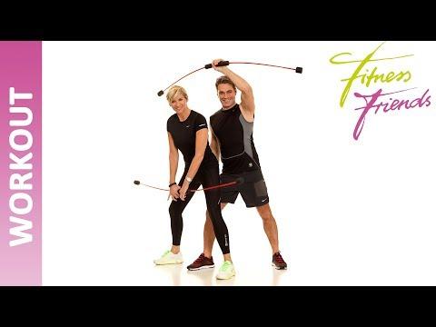 Flexi Sports - Rücken 2 DVD Box - Workout (1)    Fitness Friends