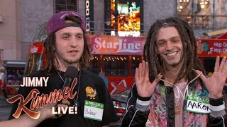 Download Jimmy Kimmel Guesses 'Who's High?' Mp3 and Videos