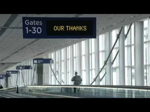 American Airlines 'Thank You' Commercial