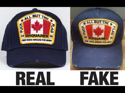 5266287bc1470 Balenciaga Baseball Cap Fake Vs Real