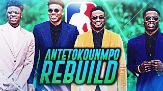 The Antetokounmpo Brotherssss Rebuild...