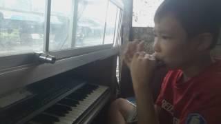 ALINE (Christophe) diatonic harmonica DUY KHANG BẾN TRE