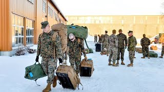 US Marines in Norway 'clearly a provocation' toward Russia – former Pentagon officer