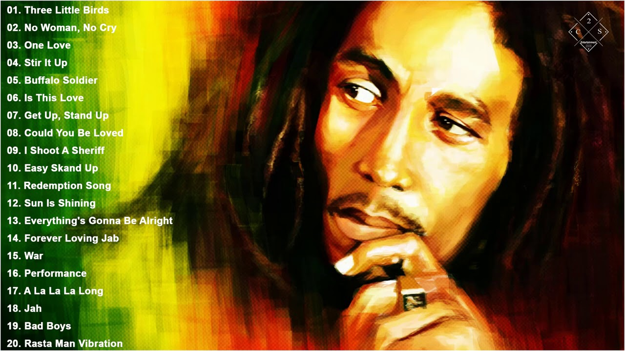 Top 20 Best Song Bob Marley - Bob Marley Greatest Hits Reggae Song 2020