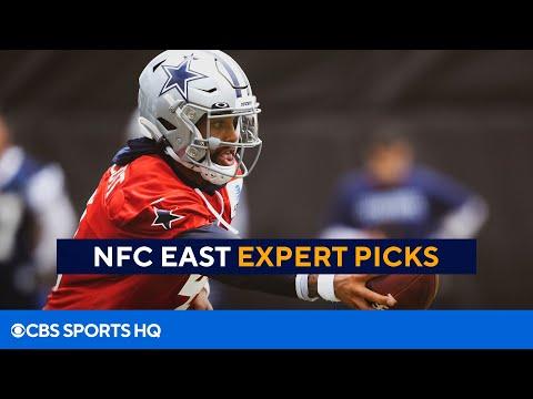 NFL Division Picks: Dak Prescott healthy enough for Cowboys to win NFC East?  CBS Sports HQ