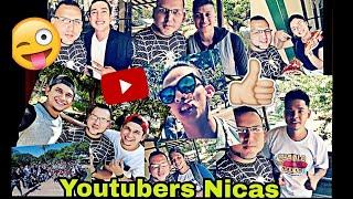 Conociendo a la Comunidad Youtuber nicaragüense/ primer encuentro de youtubers en Nicaragua