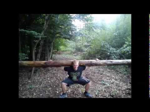 forest workout - YouTube