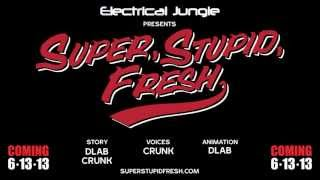 Super, Stupid, Fresh is a new cartoon, based off, today's kids livi...