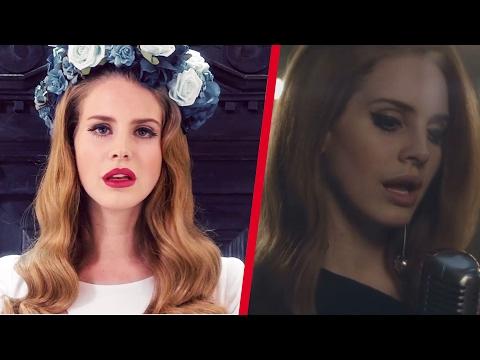 Lana Del Rey - Studio vs Live