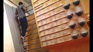 POWERMAN TRAINING Ep 3 - Ladder Ting Video