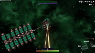 First Look at Avorion by Boxelware     ep.2     'combat'