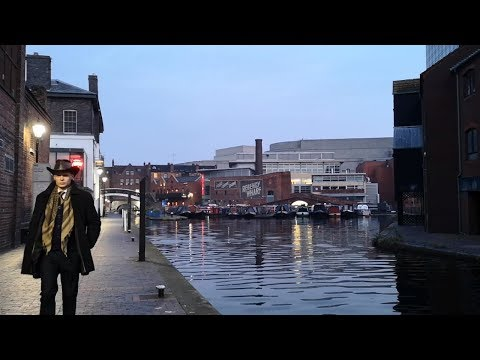WILD TADO - Fishing Birmingham Canals