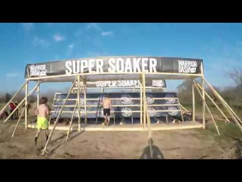 Warrior Dash TX 2018