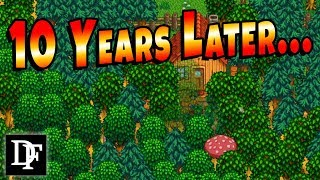 10 Years Of Nothing! Worst Idea Yet?? - Stardew Valley 1.3