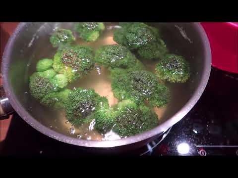 Как правильно заморозить брокколи на зиму в домашних