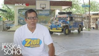 Kapuso Mo, Jessica Soho: PBA player noon, jeepney driver ngayon!