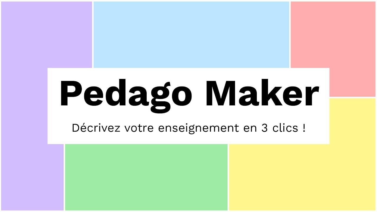 """Résultat de recherche d'images pour """"pédago maker"""""""