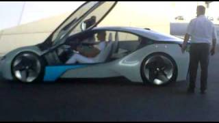 bmw vision driving spy video werbe spot