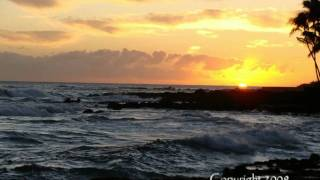 Relaxing music, ocean waves, and images of beautiful Kauai (2)