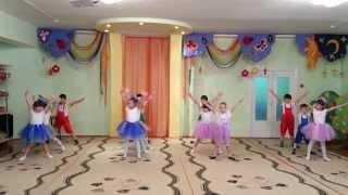 СОЛНЕЧНЫЕ ЗАЙЧИКИ(Танец для старших дошкольников., 2013-11-25T11:39:27.000Z)