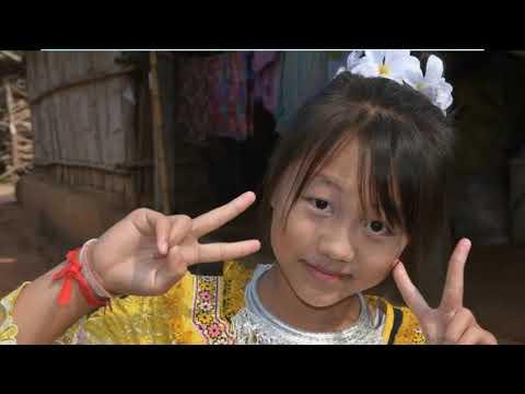 เทศกาลปีใหม่ม้ง ปี 2557 หมู่บ้านไทยสามัคคี ต.ม่วงยาย อ.เวียงแก่น จ.เชียงราย