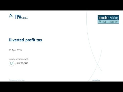 A Plain English Guide to the UK Diverted Profits Tax