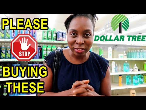 Stop Buying These Hair Products From Dollar Tree Stores | DiscoveringNatural