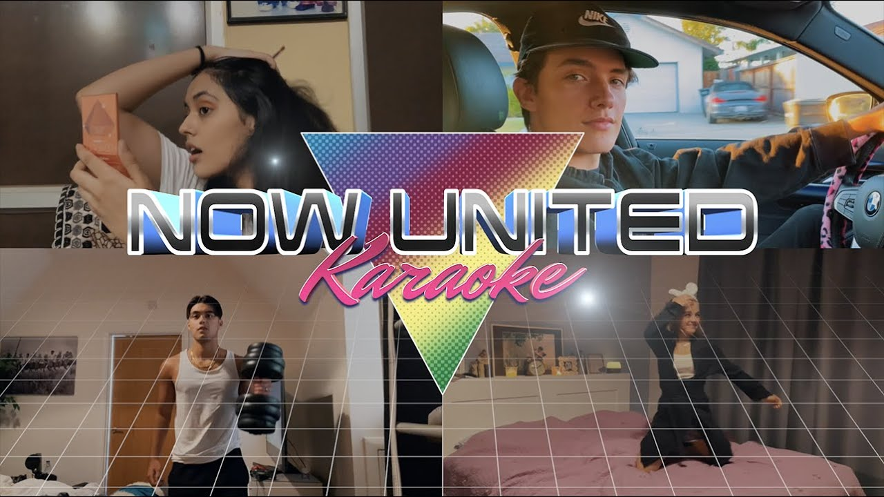 Now United - Come Together (Karaoke Video)