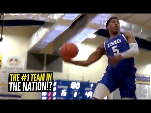 Is IMG Academy The BEST TEAM In America Again!? They're Just Way TOO STACKED!