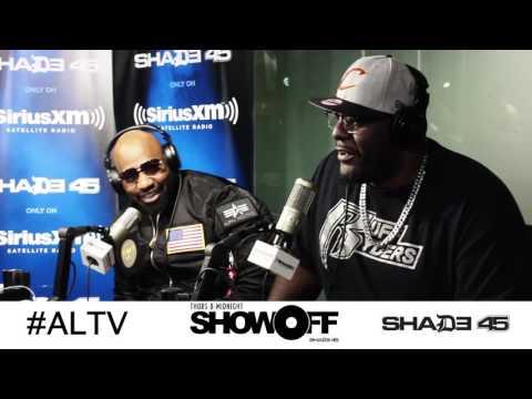 Quadir Lateef Showoff Radio Freestyle w/ Statik Selektah Shade 45 ep. 10/13/16
