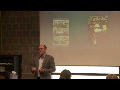 Comic Books Role in The Civil Rights Movement: Brian A. Sirak Freedom School 2018